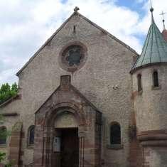 Eglise Saint-Materne - image