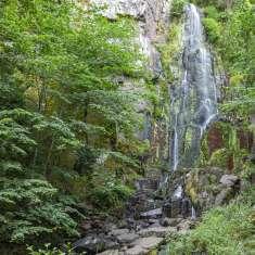 Cascade du Nideck - image