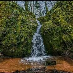 Randonnée Au fil des cascades - circuit jaune - image